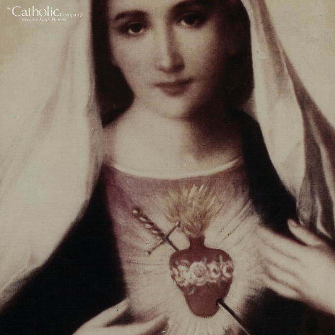 First Saturday Devotion to the Immaculate Heart of Mary