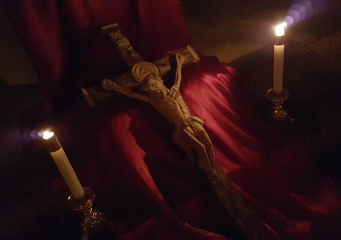 Nighttime Veneration of the Cross