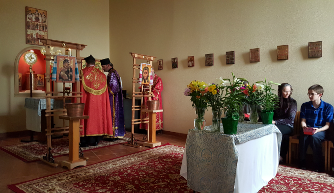 Veneration of the Burial Shroud