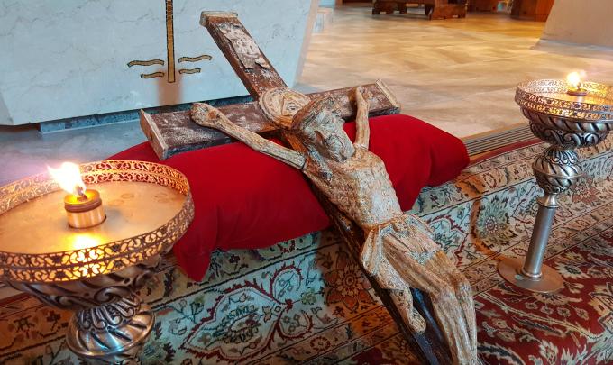 Veneration of the Cross on Good Friday