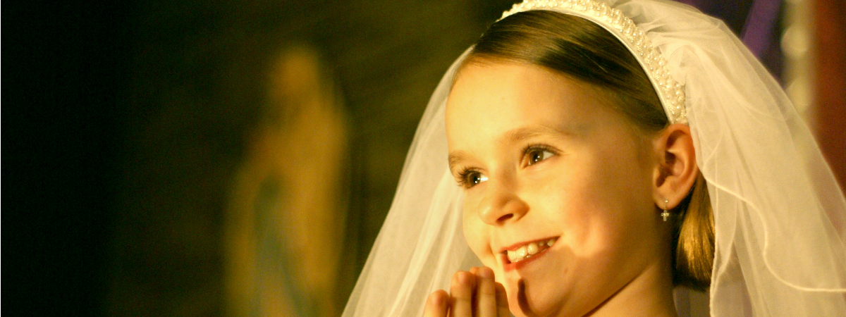 Why Your Child's First Holy Communion Is a Big Deal