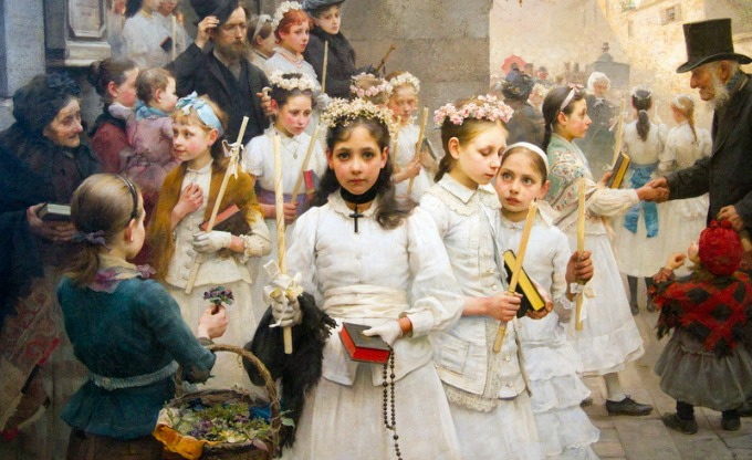 Why a Child's First Communion is a Big Deal