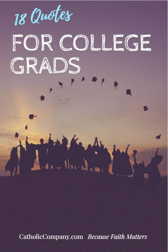 """""""Now What?"""" 18 Inspiring Quotes for Recent College Grads ..."""