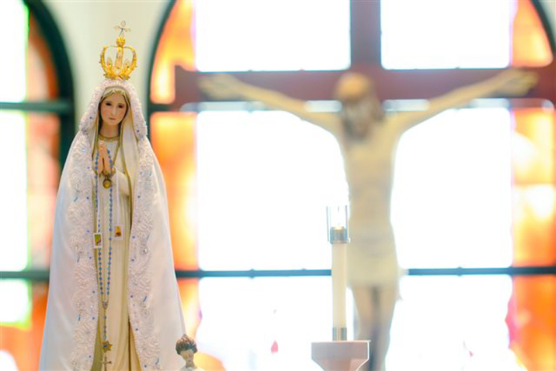 5 prayers taught by Our Lady of Fatima