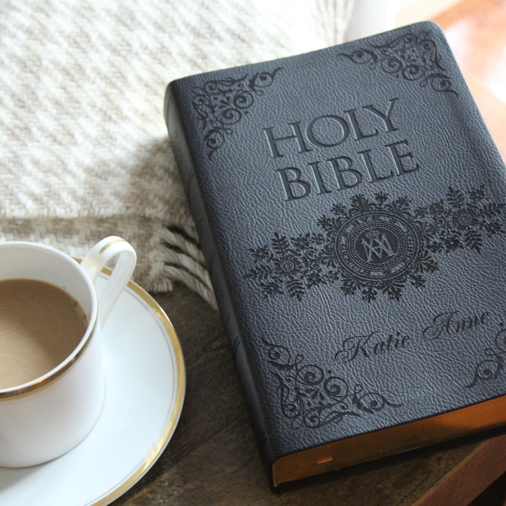 Feminine, Personalized Bible