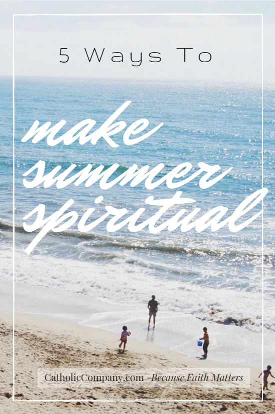 5 Tips for Nourishing Your Soul this Summer