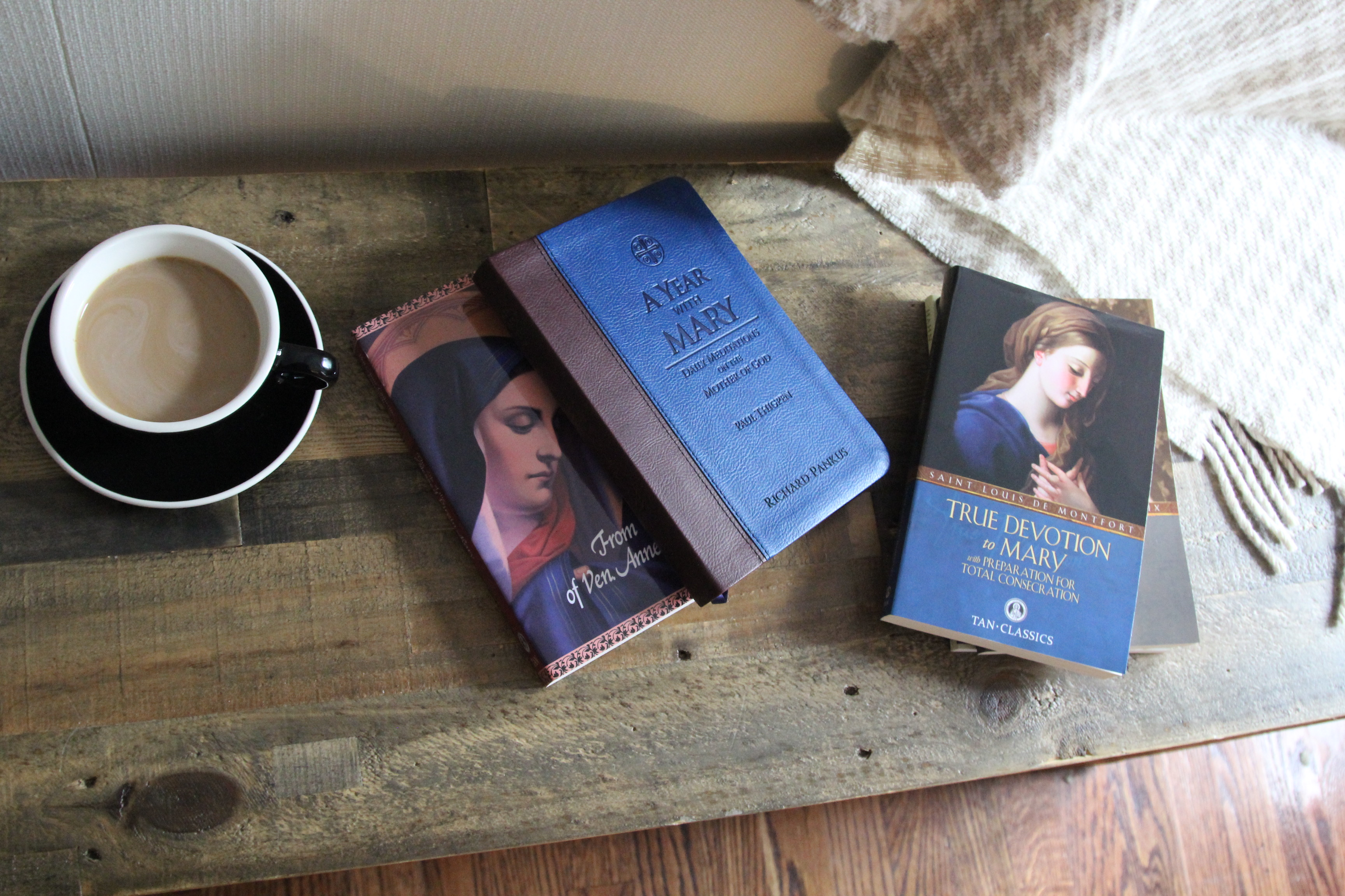 Books on the Blessed Virgin Mary