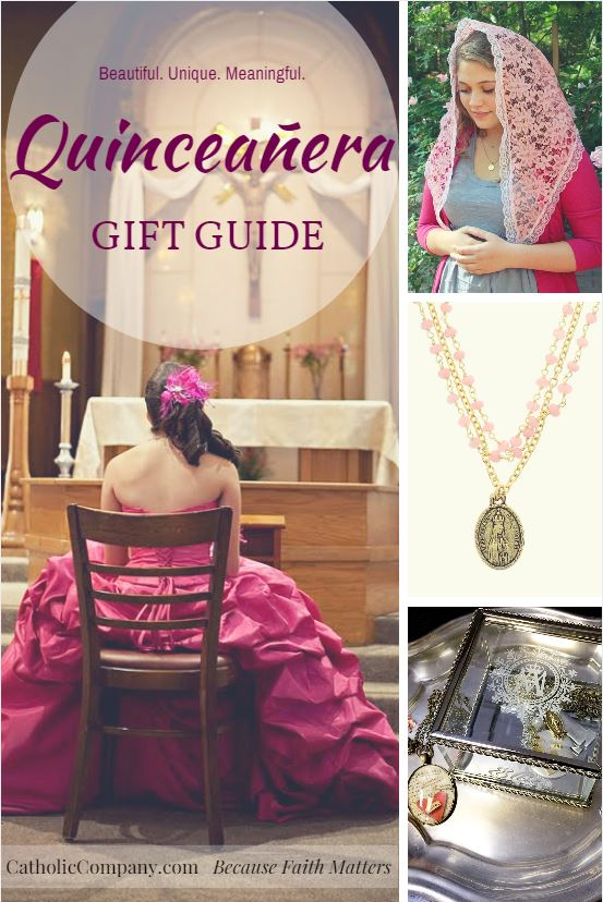 Beautiful Gift Ideas for a Quinceanera