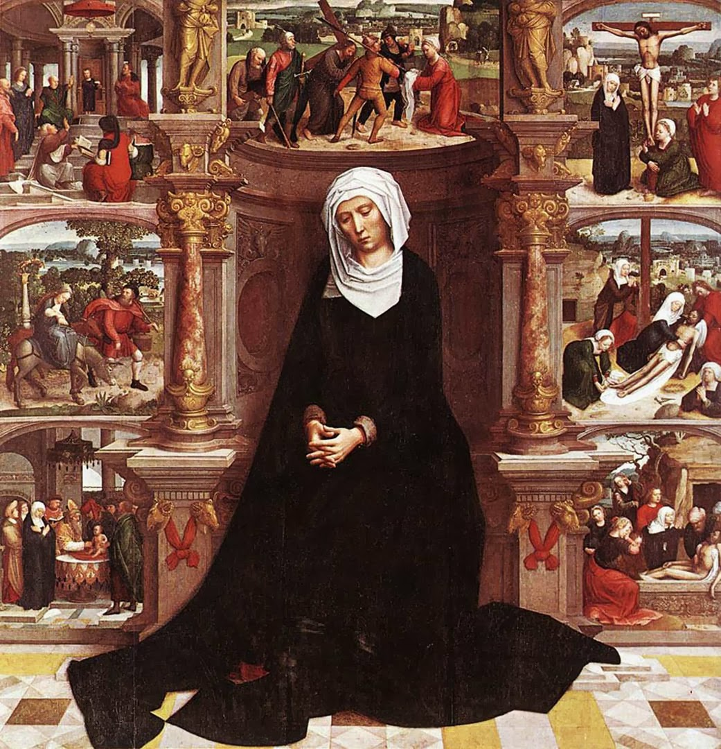 Our Lady and her Seven Sorrows
