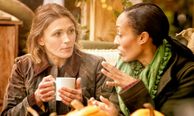 Seek to cultivate friendships with other devout women.