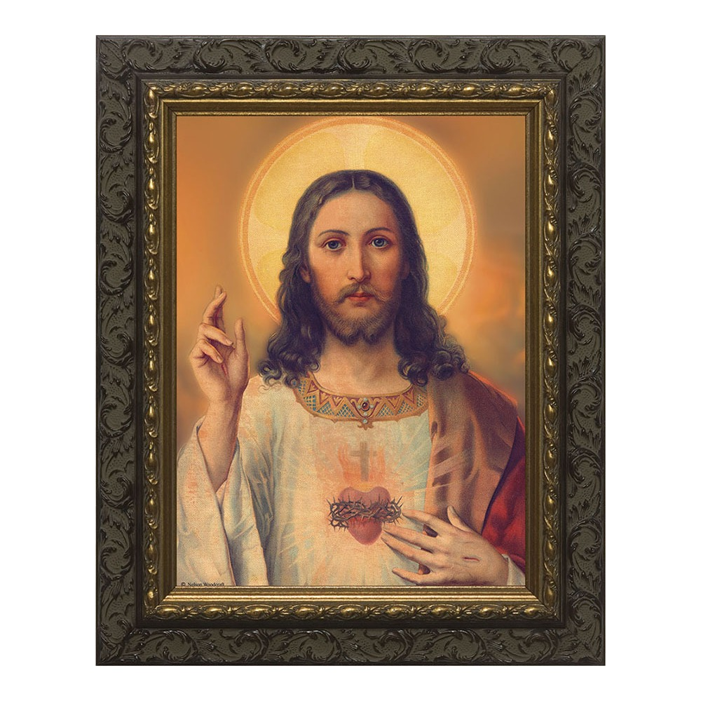 Everything you need to know about the Sacred Heart of Jesus devotion
