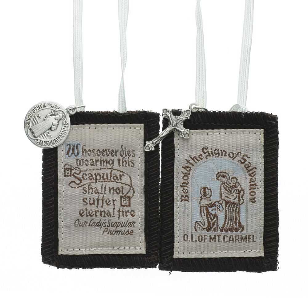 Our Lady of Mt. Carmel's Brown Scapular: What You Need to Know