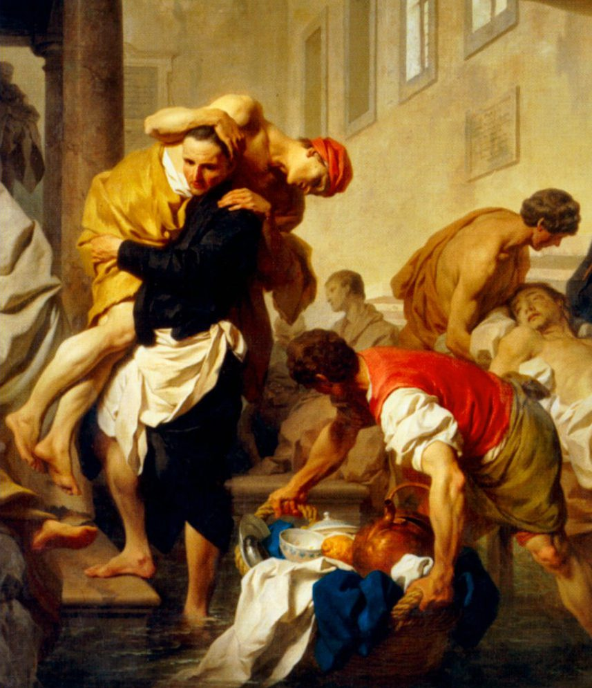 Ruffian to Saint: the Life of St  Camillus, Founder of the First Red