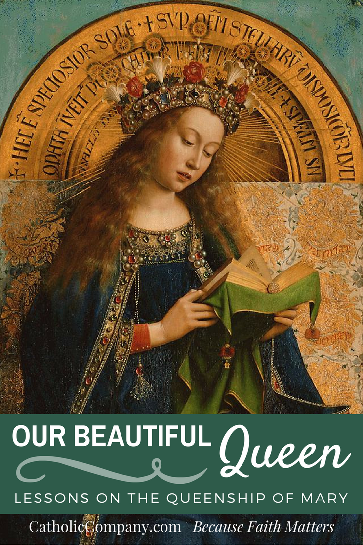 An introduction on why Catholics call Mary the Queen of Heaven and Earth.