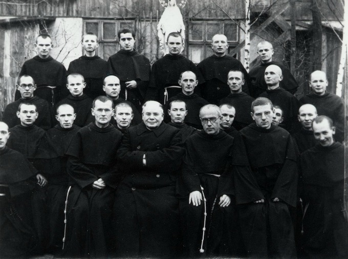 Saint Maximilian Kolbe lived an exemplary life and deeply loved his brethren