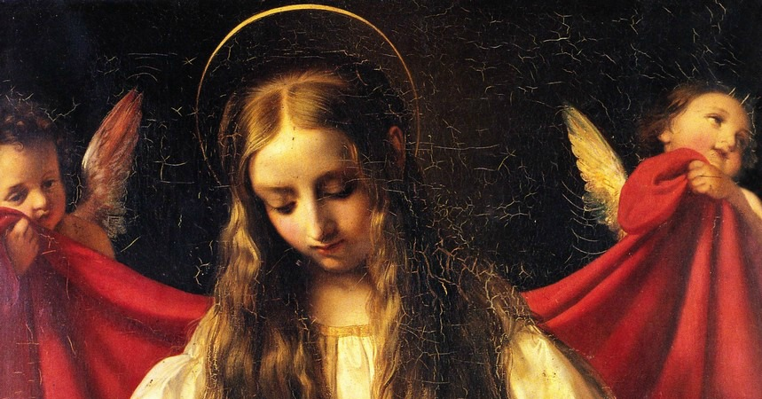 Saint Philomena, In Her Own Words