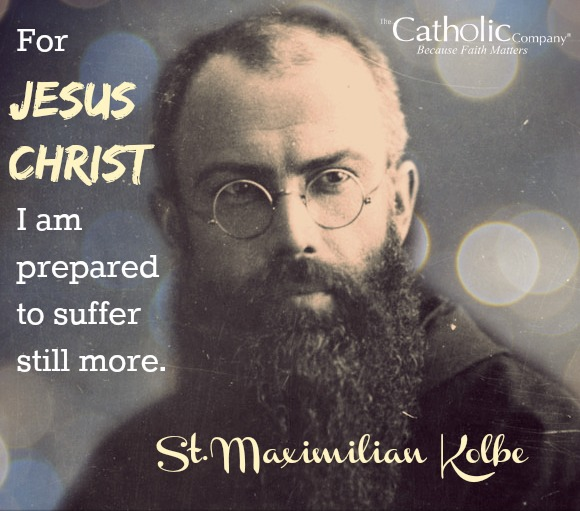 Saint Maximilian Kolbe, Faithful Son of the Church