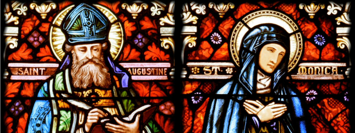 Finding a Patron Saint for Patience: Saint Monica, Mother of Augustine