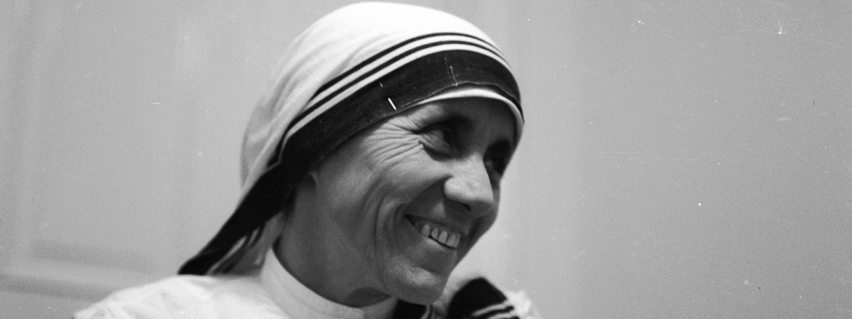 How I Was Literally Touched by Mother Teresa