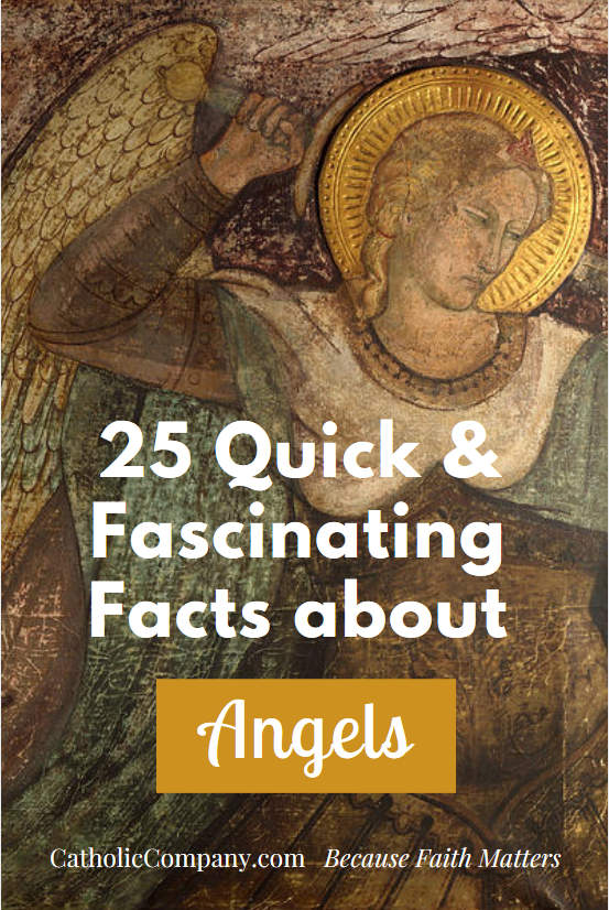 25 interesting facts about angels that you may not know!