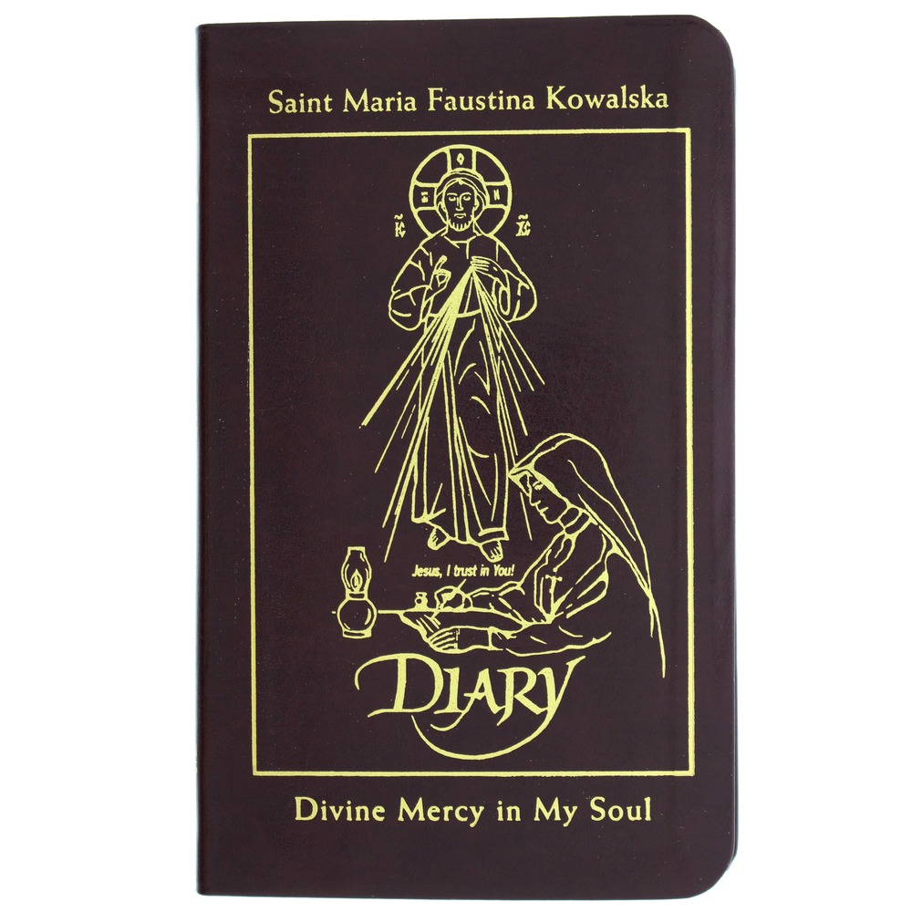 Diary of Saint Maria Faustina Kowalska, Leather Edition