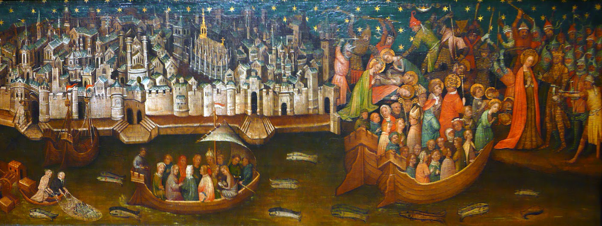 The Story of St  Ursula the Warrior Princess and her 11,000