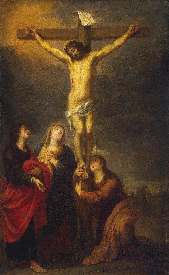 Esteban's Crucifixion