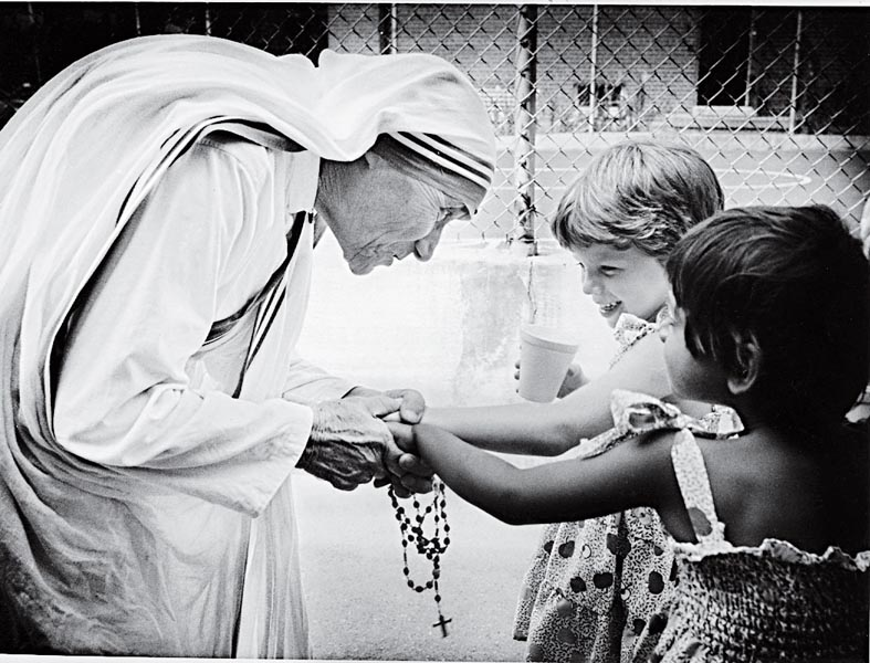 Patron Saints of the Pro-Life movement: St. Mother Teresa