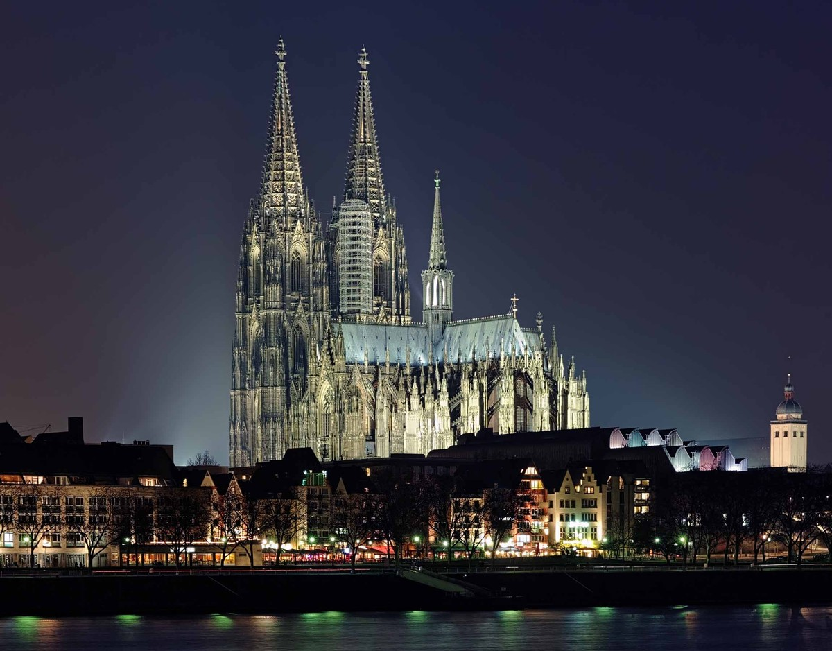Cologne Cathedral, location of Magi relics