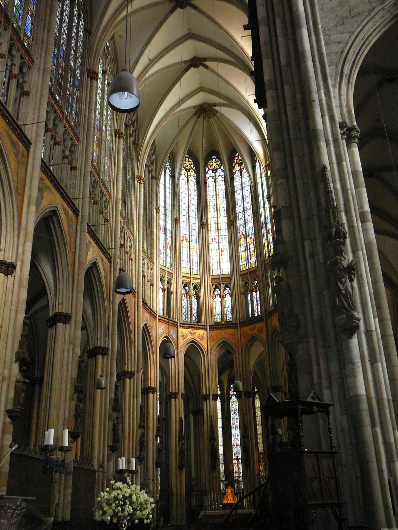 Cologne Cathedral, relics of the Three Wise Men