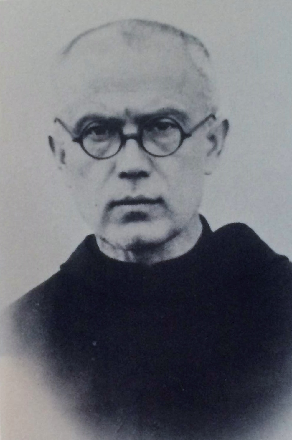Patron Saints of the Pro-Life movement: St. Maximilian Kolbe