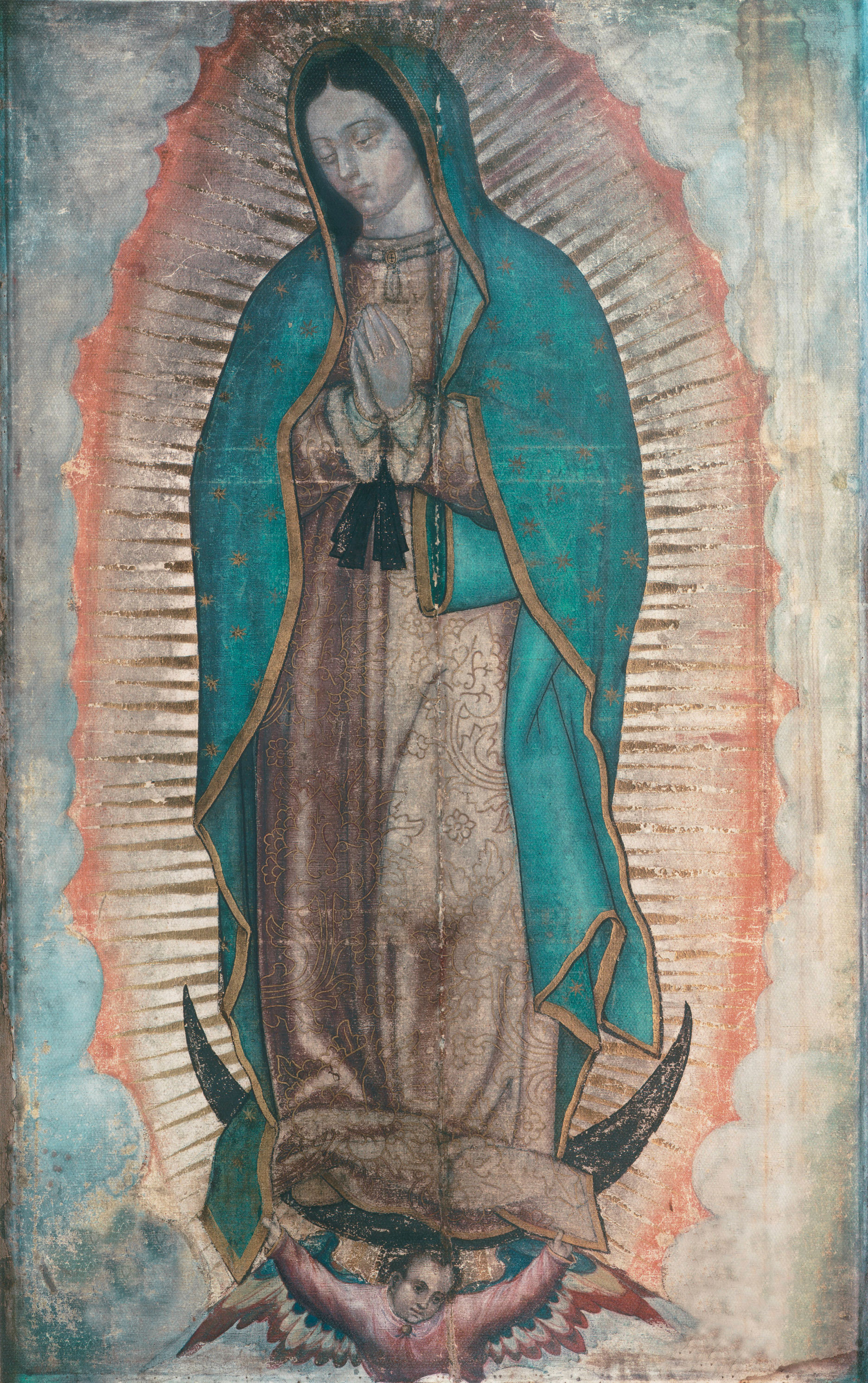 Patron Saints of the Pro-Life movement: Our Lady of Guadalupe