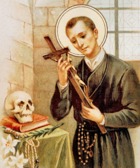 Patron Saints of the Pro-Life movement: St. Gerard Majella