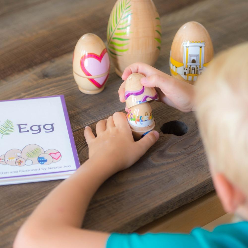 The Easter Egg Story