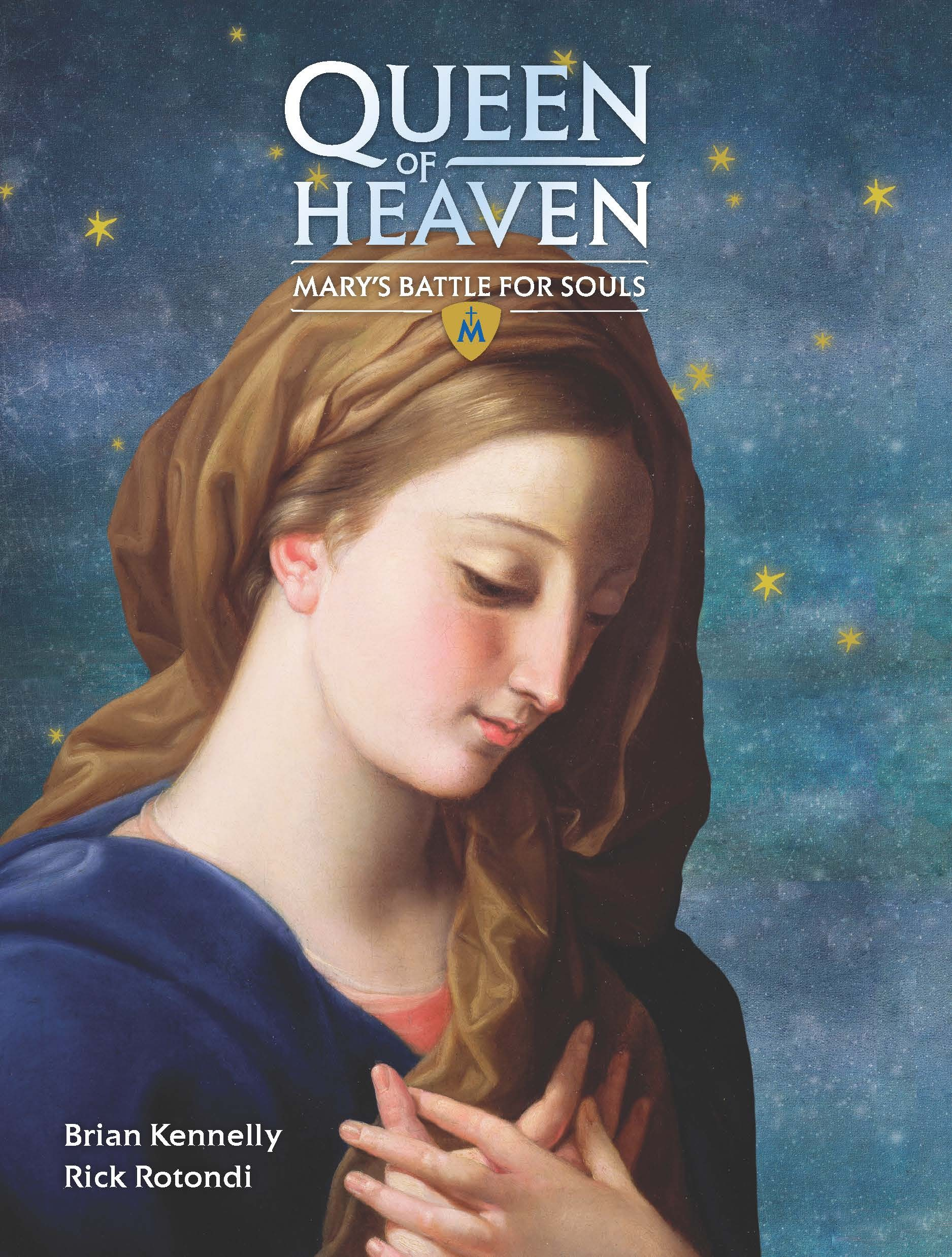A Beautiful New DVD Series: Queen of Heaven: Mary's Battle