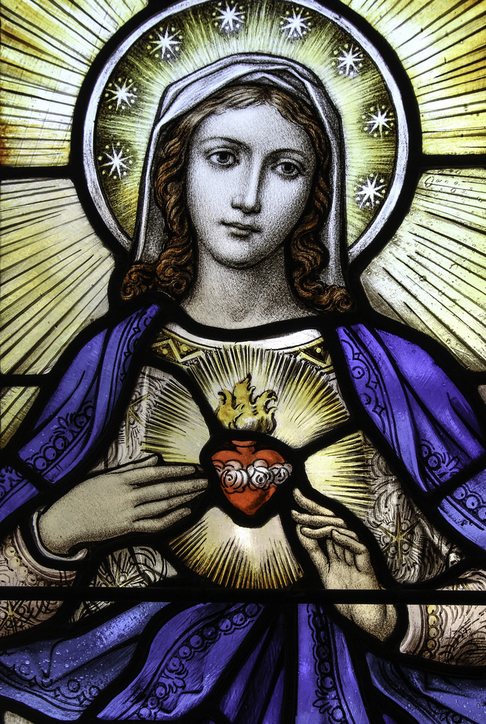The History of the Catholic Devotion to the Immaculate Heart of Mary