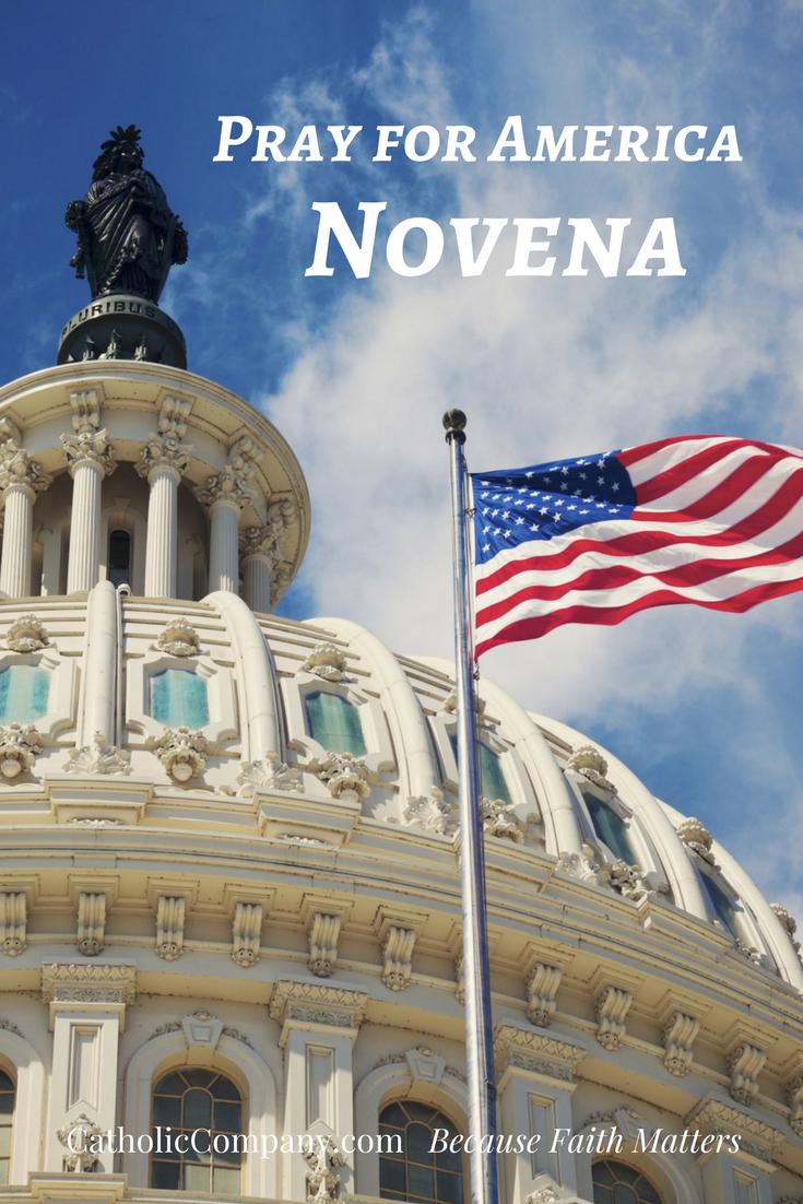 Pray for America Novena by The Catholic Company