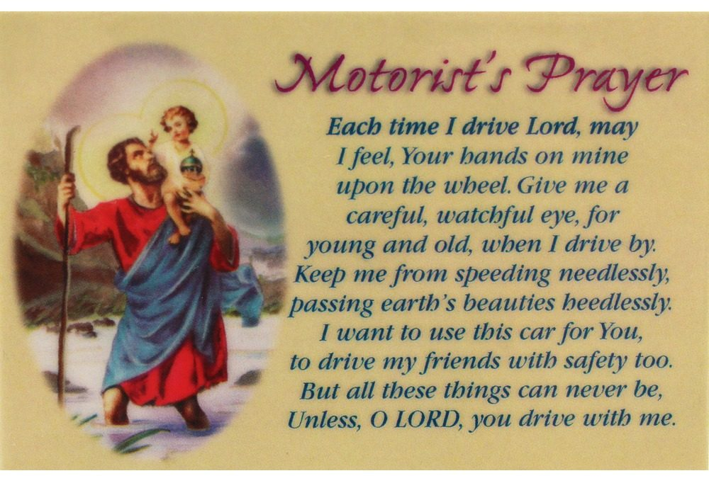 Prayers & Blessings for Safe Travels | GetFed | The Catholic Company