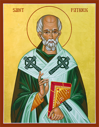 The Apostle of Ireland
