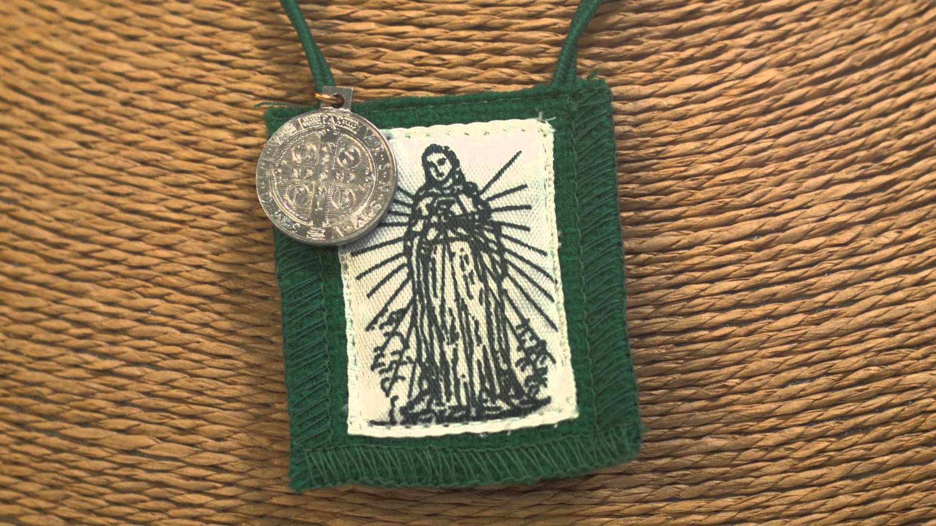 The Story of the Green Scapular
