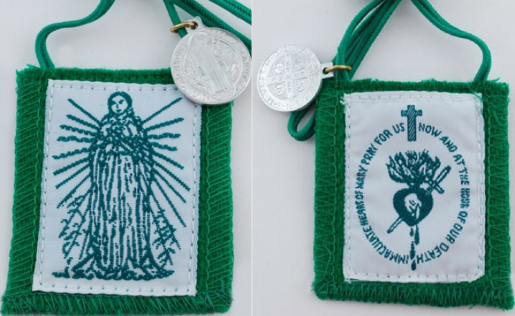 Guide to the Green Scapular: A Powerful (and Surprisingly