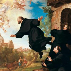 The Flying Patron Saint of Test-Takers: Joseph of Cupertino | GetFed