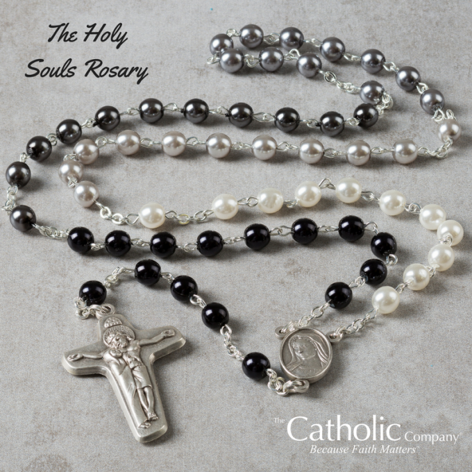 Shop the Holy Souls Rosary