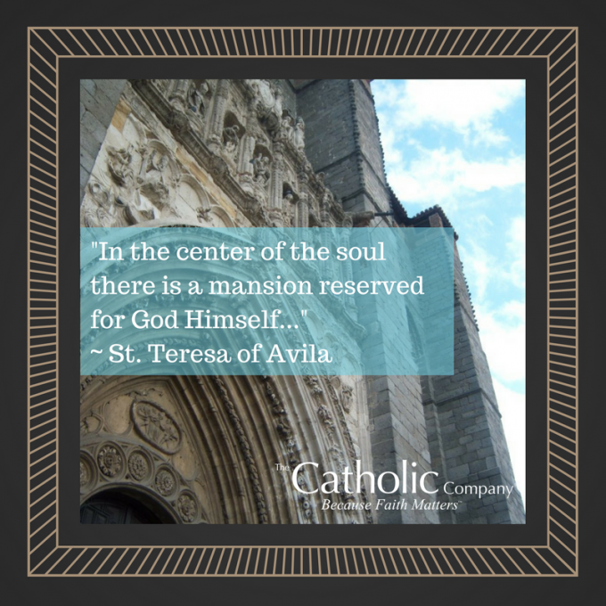 St. Teresa on contemplative prayer and the Interior Castle