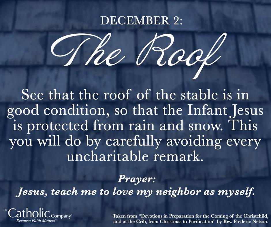 The Spiritual Christmas Crib: Day 2