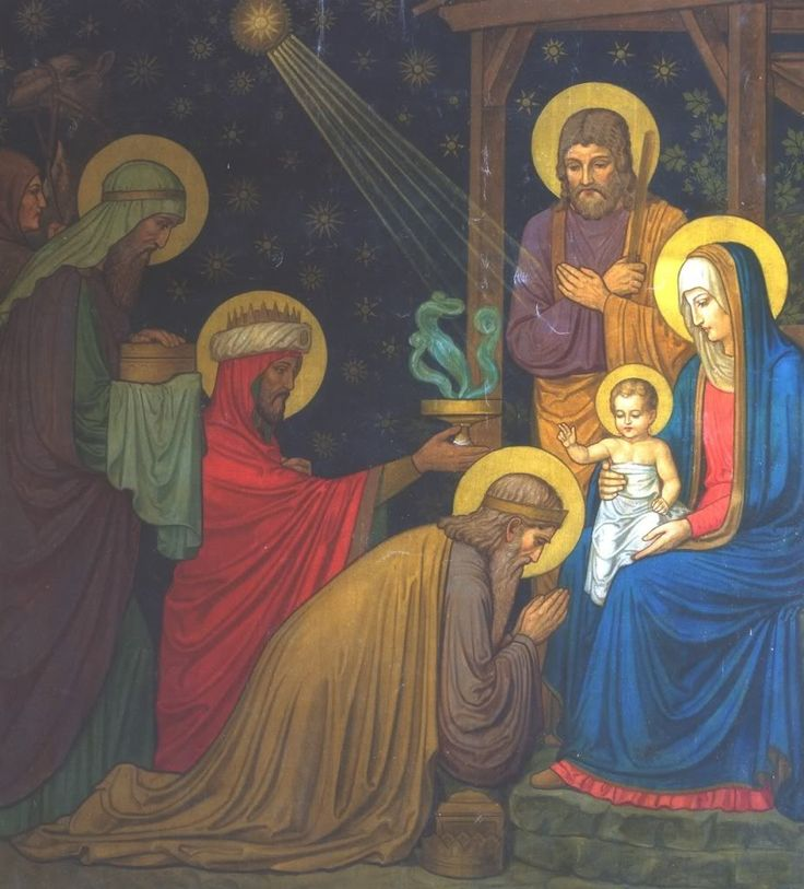 The Symbolism of the 3 Christmas Masses: The King's Mass
