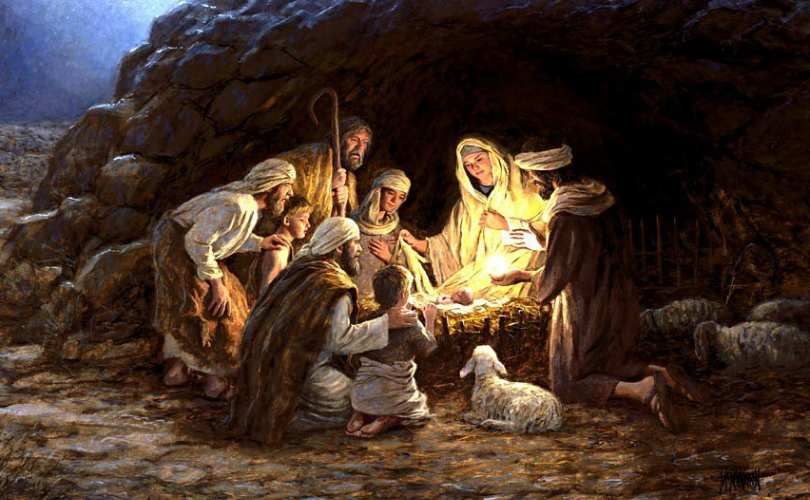 The Symbolism of the 3 Christmas Masses: The Shepherd's Mass