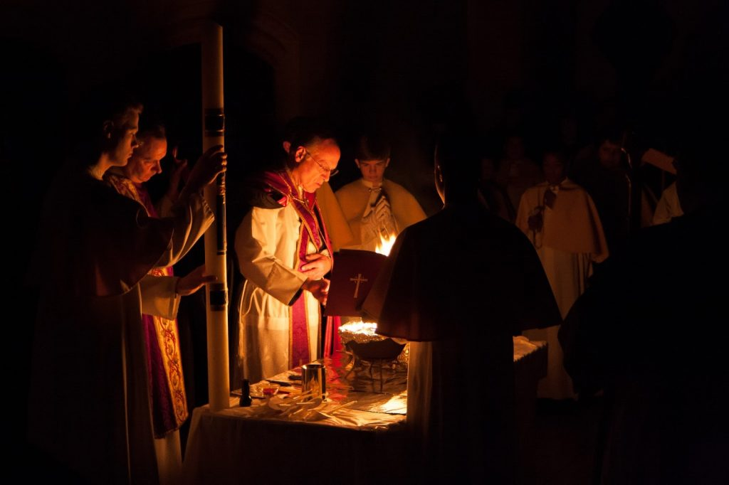 The Easter Vigil Mass