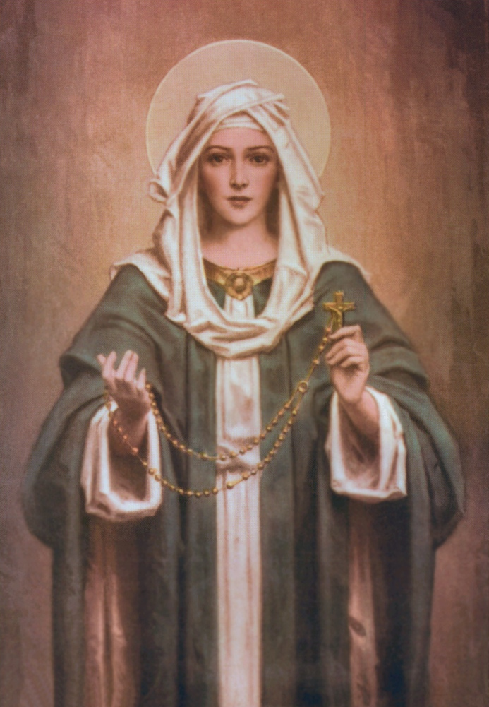 Our Lady's 15 Promises to Those Who Pray Her Rosary | GetFed | The