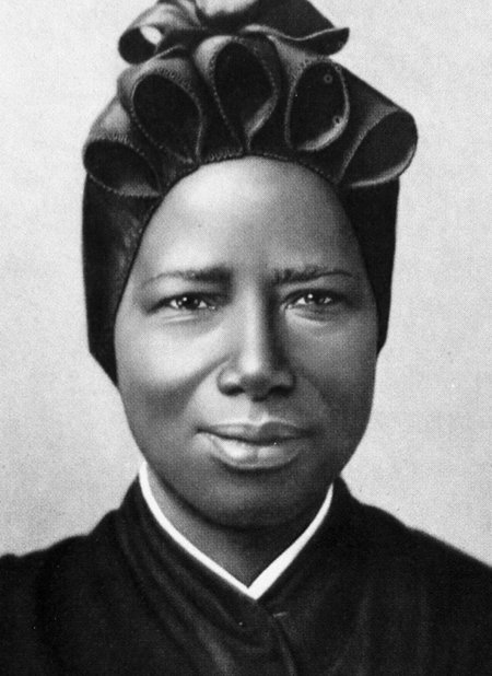 St. Josephine Bakhita, pray for us!
